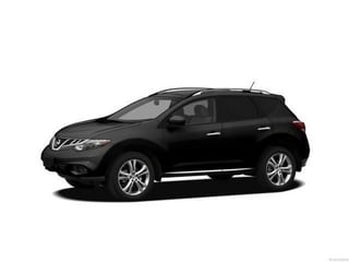 Pre-Owned 2012 Nissan Murano SL