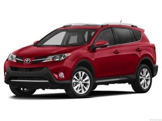 2013 Toyota RAV4 LE in Barcelona Red CT