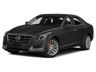 2015 CADILLAC CTS 2.0L Turbo Performance Sedan