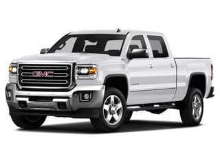2015 GMC Sierra 3500HD Base Truck Crew Cab
