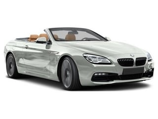 2016 BMW 640i xDrive Convertible All-wheel Drive