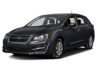 2016 Subaru Impreza 2.0i Limited 5dr Sedan