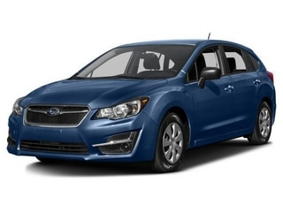2016 Subaru Impreza 2.0i Sport Limited w/ Moonroof+Keyless Access 5dr Sedan