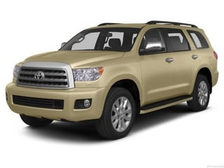 2016 Toyota Sequoia Limited SUV