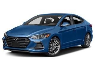 Certified Pre-Owned 2017 Hyundai Elantra Sport