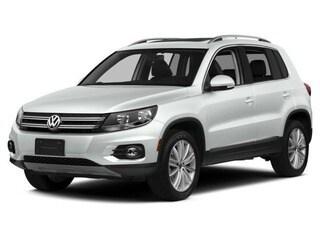 New 2017 Volkswagen TIGUAN, $26195