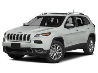 New 2018 Jeep Cherokee, $38180