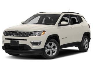New 2018 Jeep Compass, $32375