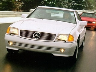 1993 Mercedes-Benz 600 6.0 Coupe