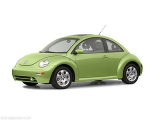 2003 Volkswagen New Beetle GL Hatchback
