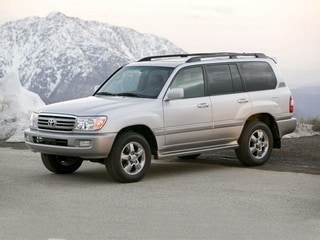 2007 Toyota Land Cruiser 4DR 4WD V8 AT 4WD