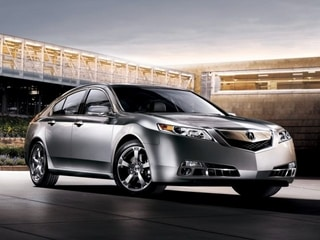 Acura Lease on 2009 Acura Tl 3 7 Sh Awd All Wheel Drive Sedan