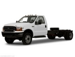 2000 Ford F-550 Chassis Truck Regular Cab
