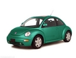 2000 Volkswagen New Beetle Hatchback