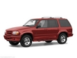 2001 Ford Explorer SUV