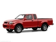 2001 Nissan Frontier 4WD SE King Cab V6 Auto