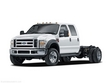 2009 Ford F-450 Chassis Truck Crew Cab