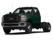 2013 Ford F-350 Chassis Truck Regular Cab