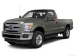 2013 Ford F-250 Regular Cab Pickup