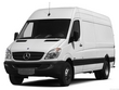 2013 Mercedes-Benz Sprinter Cargo Van 3500 170 EXT