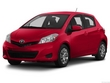 2013 Toyota Yaris 5-door SE Liftback