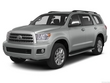 2013 Toyota Sequoia Limited 4X4 SUV