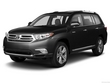 2013 Toyota Highlander Plus SUV