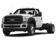 2014 Ford F-550 Chassis Truck Regular Cab