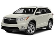 2015 Toyota Highlander Limited Platinum V6 SUV