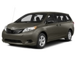 New 2015 Toyota Sienna LE Van in Baltimore