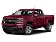 2016 Chevrolet Colorado WT Truck Extended Cab