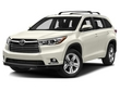 New 2016 Toyota Highlander Limited Platinum V6 SUV in Hartford near Manchester CT