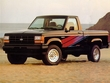 1993 Ford Ranger Truck Regular Cab