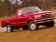 1995 Ford F-250 Truck Regular Cab