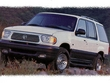 1998 Mercury Mountaineer SUV