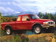 1999 Ford Ranger Extended Cab Short Bed Truck