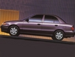1999 Hyundai Accent Sedan