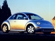 1999 Volkswagen New Beetle Coupe