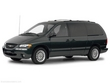 2000 Chrysler Town & Country Van Passenger