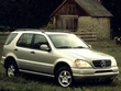 2000 Mercedes-Benz ML55 AMG SUV