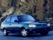 2001 Hyundai Accent GS Car