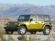 2010 Jeep Wrangler Unlimited SUV