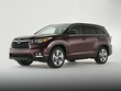 New 2015 Toyota Highlander Limited Platinum V6 SUV in Baltimore