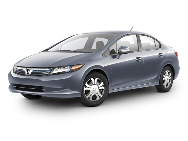 2012 Honda Civic Hybrid Sedan at Elm Grove Honda