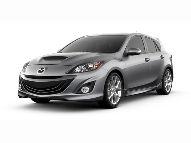 2012 Mazda Mazdaspeed3 Hatchback