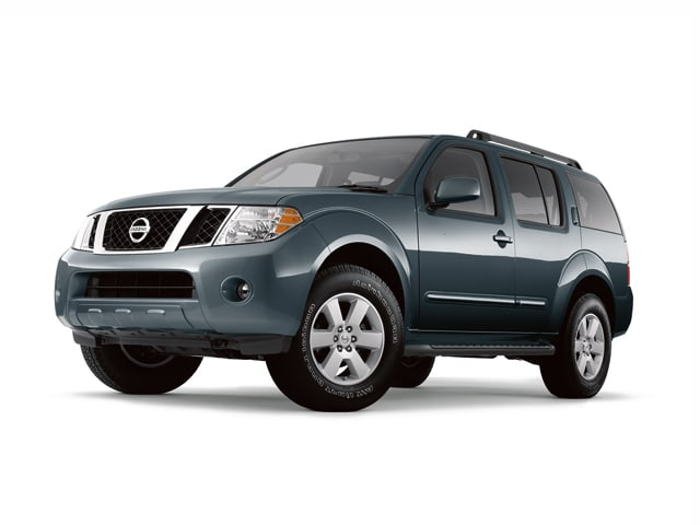 2012 Nissan Pathfinder SUV at Berlin City Nissan ME