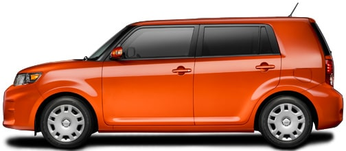 2012 Scion xB Wagon Release Series 9.0 (M5)