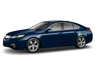 2013 Acura TL With Advanced Package Sedan