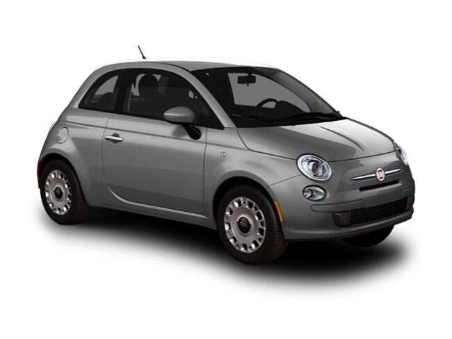 Used FIAT Hatchback Grigio Gray For Sale In Spokane WA - Fiat 500 lease offers