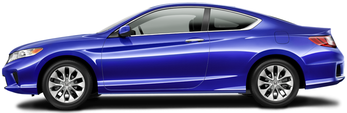 2013 Honda Accord Coupe LX-S (M6)